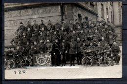 Allemagne - Worms - 3e Groupe Cycliste - 1918 - Carte Photo De Groupe - Superbe - Worms
