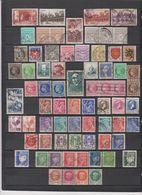 FRANCE 64 TIMBRES OBLITERES   DE 1938 à 1945        Cote : 19,50 € - Used Stamps