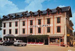 CASTELNAU-MAGNOAC - L'Hôtel Dupont - Renault 4L - Automobiles - Tabac-Journaux - Castelnau Magnoac