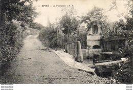 D49  EPIRE  La Fontaine - France