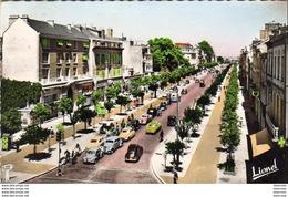D49  ANGERS  Boulevard Du Maréchal Foch ( Superbes Vieilles Voitures Peugeot , Citroen , Renault Etc  ) - Angers