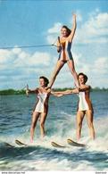 SKIING IS FUN IN THE FLORIDA SUN  ............. FLORIDA - Orlando