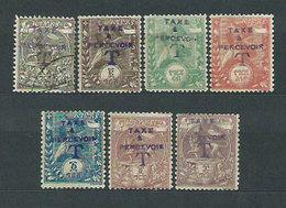 Etiopia - Tasa Yvert 15/21 * Mh N� 21 Usado - Etiopia