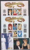 Ghana - Correo 1997 Yvert 2134/45+H.332/3 ** Mnh  Diana De Gales - Ghana (1957-...)