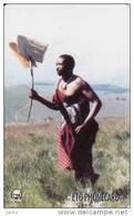 Swaziland, Phonecard, Chip, 3/2001 - Swaziland