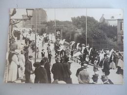 Mers Les Bain   Procession  Carte Photo - Mers Les Bains