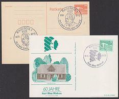"""Karl May """"Villa Bärenfett"""" Radebeul Indianer-Museum, Karl-May-Museum - Machine Stamps (ATM)"""