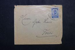 ALLEMAGNE - Enveloppe De Köln Pour Trier , Oblitération Ambulant -  L 64450 - Germany