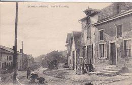 08 TERMES Rue Du Faubourg ,enfants Dans La Rue - Other Municipalities