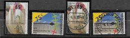 Nederland - 1990 - Yvert 1345/1346 - **  En  O  - - Periodo 1980 - ... (Beatrix)