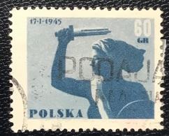 Polska - Poland - Polen - P1/9 - (°)used - 1955 - Bevrijding Van Warchau - Michel Nr. 898 - Used Stamps