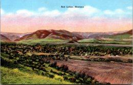 Montana Red Lodge - Etats-Unis