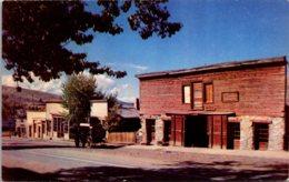 Montana Virginia Street Street Scene - Etats-Unis
