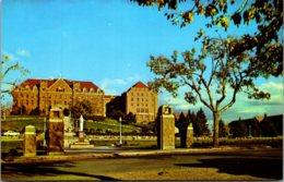 Montana Helena St Charles Hall Carroll College - Helena