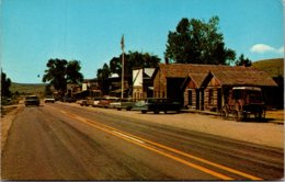Montana Nevada City Restored Historic Gold Mining Town - Etats-Unis