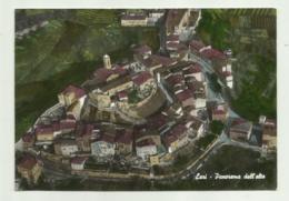 LARI - PANORAMA DALL'ALTO VIAGGIATA  FG - Pisa