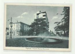 VIGEVANO - PIAZZALE STAZIONE FERROVIARIA - NV  FG - Vigevano