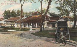 Taiping - Post & Telegraph Office - Malesia