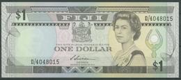 Fiji 1 Dollar 1987, Suva Markets, KM 86 A, Kassenfrisch (K103) - Fidji