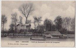 80 - B17700CPA - AMIENS - Cafe De Suresnes - Route De Longuau - Très Bon état - SOMME - Amiens