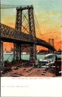New York City The Williamsburg Bridge - Ponts & Tunnels