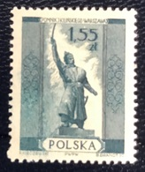 Polska - Poland - Polen - P1/10 - MNH - 1955 - Monument Van Warschau - Michel Nr. 914 - Cat € 4,50 - 1944-.... Republik