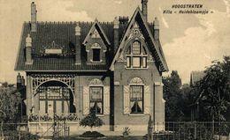 Hoogstraeten Villa Heidebloempje.  ANTWERPEN // ANVERS. Bélgica Belgique - Belgique
