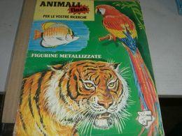 ALBUM FIGURINE ANIMALI FLASH 1980 - Vignettes Autocollantes