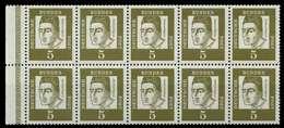 BRD BUND HEFTCHENBLATT Nr HB 12a Postfrisch X90ED8E - [7] République Fédérale