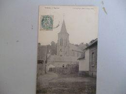 Nibas  L église - Autres Communes
