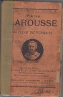 Pierre Larousse - Nouveau Dictionnaire Illustré - Dictionaries