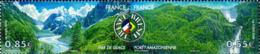 France Poste N** Yv:4255P Mi:4479P Mer De Glace Forêt Amazonniene - France