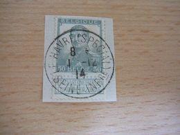 (12.07) BELGIE 1912  Nr 115 Mooie Afstempeling - 1912 Pellens