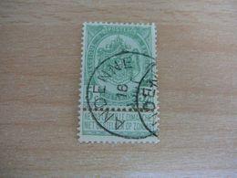 (12.07) BELGIE 1893  Nr 56 Mooie Afstempeling ANDENNE - 1893-1907 Wappen