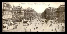 75 - PARIS 10EME - CARTE DE SERVICE - M. EDOUARD FORCADE, REPT DE LA MAISON CANIS DE PETITE-SYNTHE, 14 RUE DE PARADIS - Arrondissement: 10