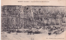 BENET(LES CARRIERES) - Frankrijk