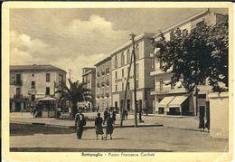 BATTIPAGLIA - PIAZZA FRANCESCO CONFORTI - Battipaglia
