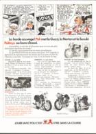 """PUB   """" POLISTIL """" Par """" Jean TABARY """" 1974 ( 3 ) - Objets Publicitaires"""