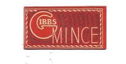 916 -LAMES DE RASOIR GIBBS MINCE . LAME SANS MORFIL - Rasierklingen