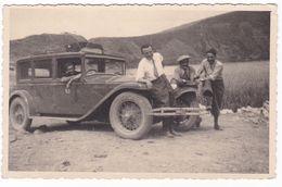 "AUTOMOBILE "" LANCIA LAMBDA "" -  LANCIA CAR  - FOTO CARTOLINA ORIGINALE - Automobiles"