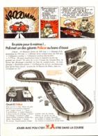 """PUB   """" POLISTIL """" Par """" Jean TABARY """" 1974 ( 6 ) - Objets Publicitaires"""