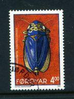 FAROE ISLANDS - 1995 Leafhoppers 400o Used As Scan - Faroe Islands