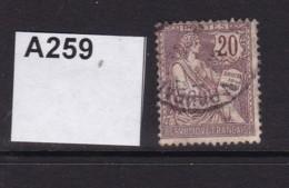France 1902 20c - Francia