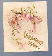 Bordeaux (33 Gironde) Calendrier 1894 AU FAISAN DORE  (alimentation De Luxe)  (PPP23358) - Kalender