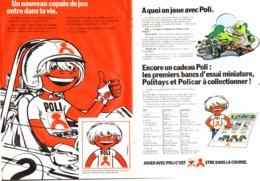 """PUB   """" POLISTIL """" Par """" Jean TABARY """" 1974 ( 7 ) - Objets Publicitaires"""