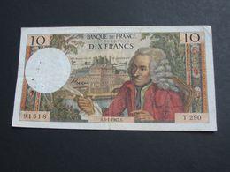 10 Dix Francs VOLTAIRE 5-1-1967   **** EN ACHAT IMMEDIAT **** - 1962-1997 ''Francs''
