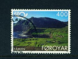 FAROE ISLANDS - 1995 Postal Cooperation 400o Used As Scan - Faroe Islands