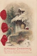 Woven Ribbon ; CHRISTMAS House , 00-10s - Autres