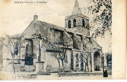 34 - Siran - L'Eglise - Other Municipalities