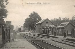 521 Calmpthout De Statie Heide Cappellenbosch Hoelen 6505 - Kalmthout